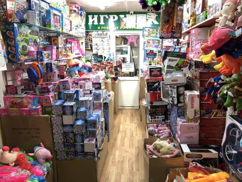 Продаю готовый бизнес продажа игрушек