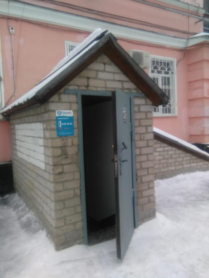 Офисно-складское 335 кв.м. пл.Октября.