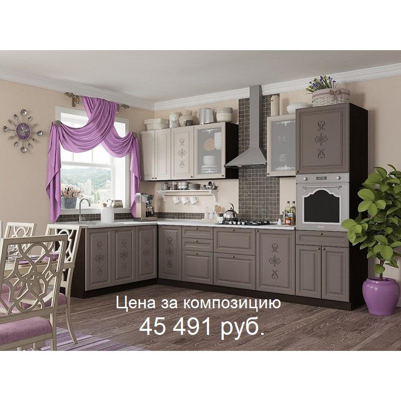 Недорогие кухни, гостиные, спальни, детские от производителя Виват мебель.