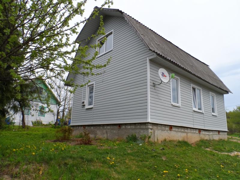 Продам дом в Калужской обл,д Малая Песочня
