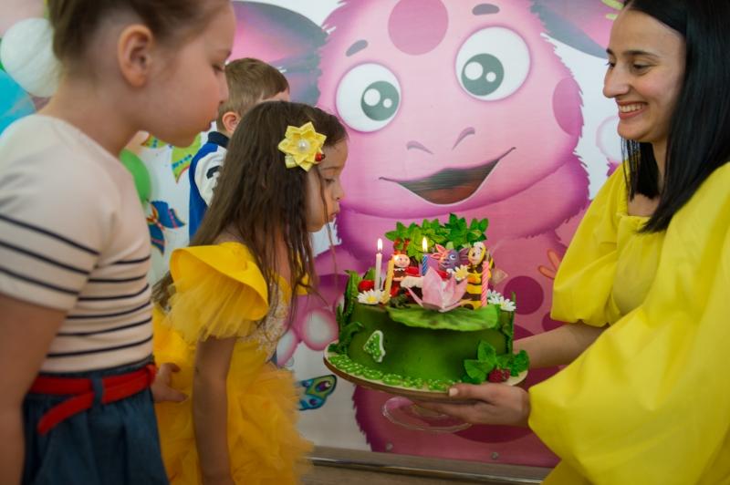 Детский праздник в Батайске