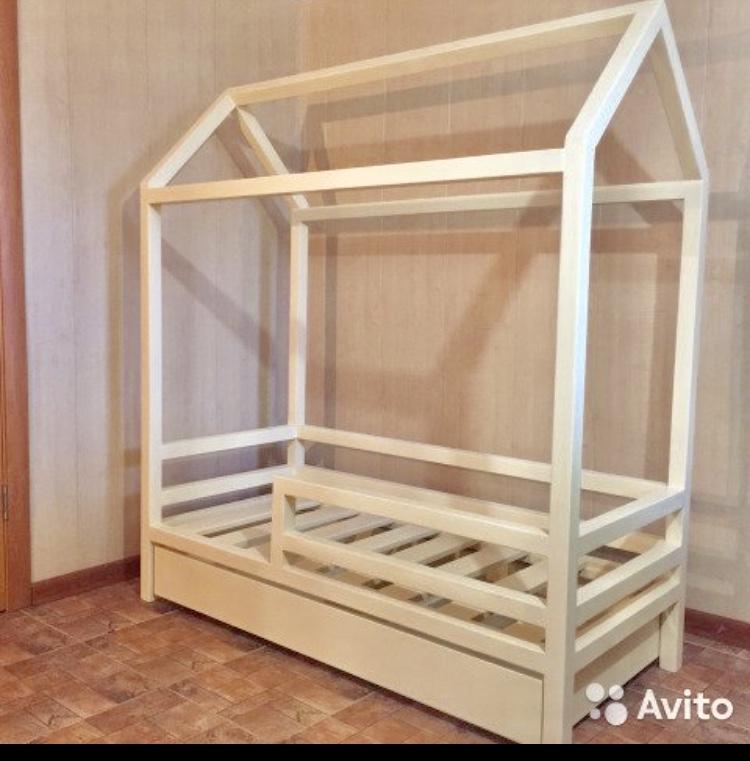 Кроватка - домик