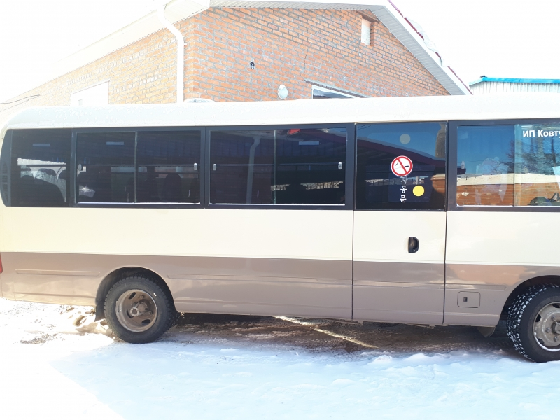 Продам автобус Hyundai County