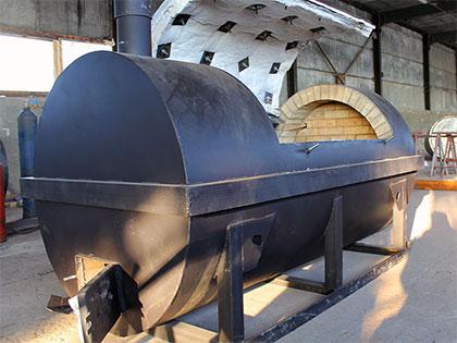Крематор инсинератор