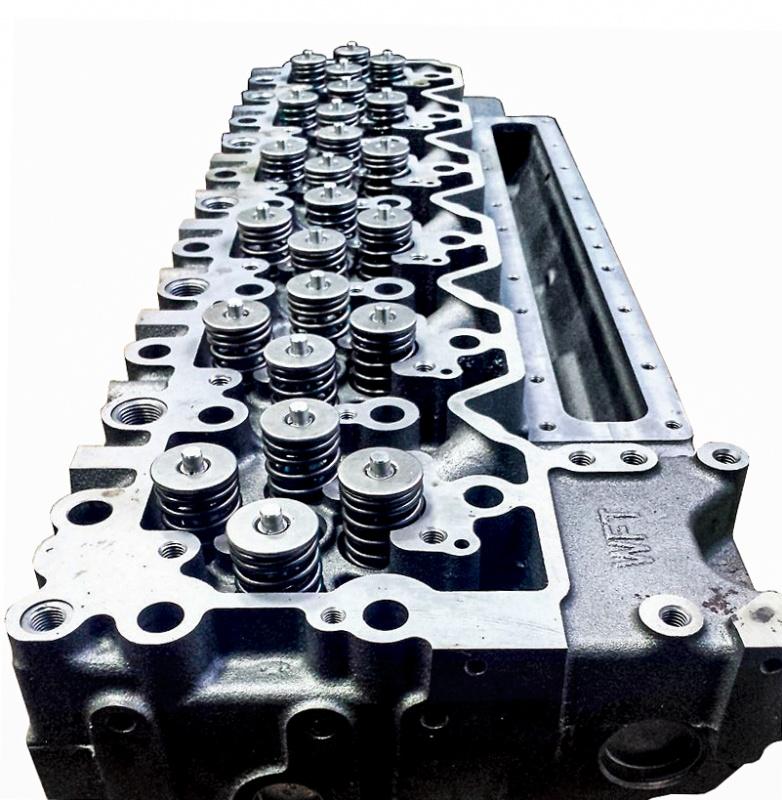 Головка блока цилиндров. ISLe 4942138,4942139,4935787 V=8,9 (в сборе) (Cummins)