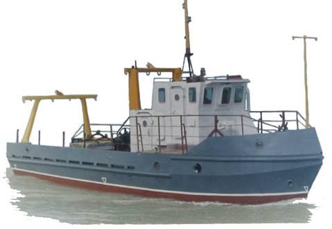 Судно промысловое БМП-74