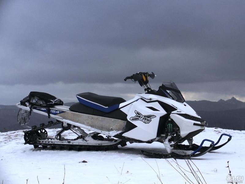 Ремонт снегоходов в Красноярске!