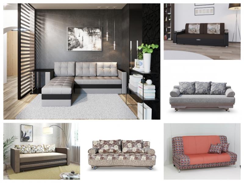 Комфортная мягкая мебель для вашего дома в Магазинах Греция мебель