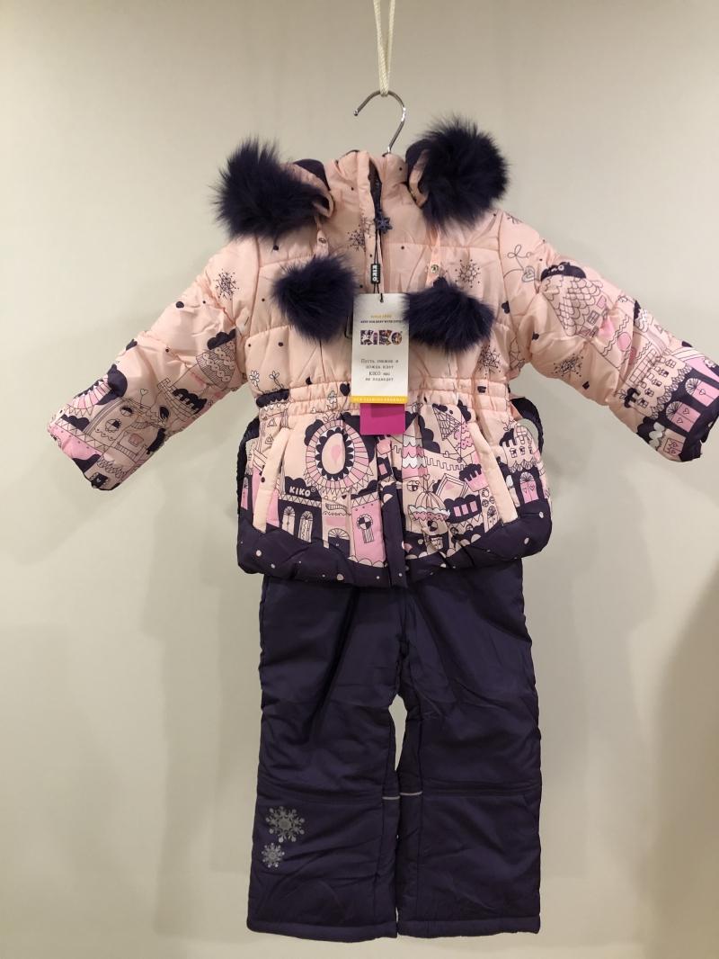 Детская зимняя верхняя одежда
