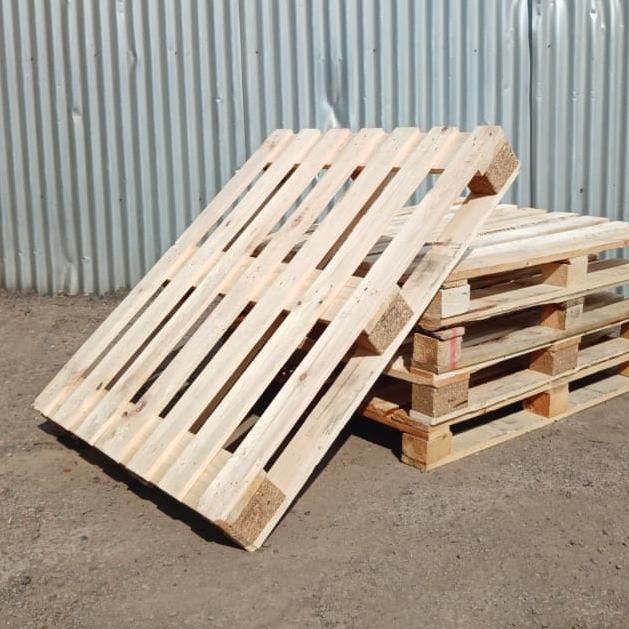 Продам поддоны деревянные финские (FIN) б/у 1200*1000 мм