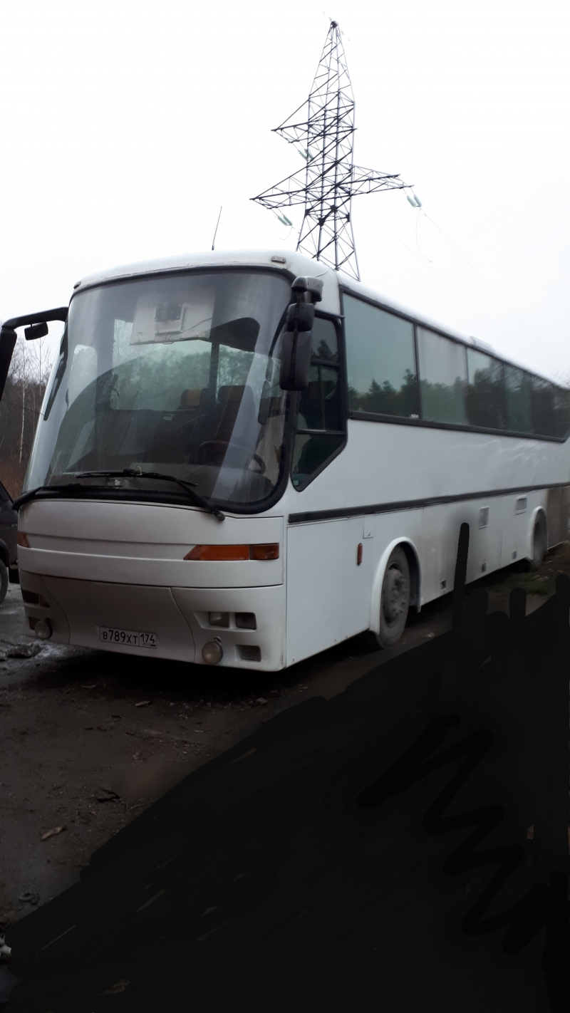 Продам или обменяю автобус BOVA