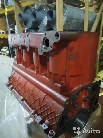 Блок двигателя Д-243/240 240-1002001-Б2 МТЗ-80/82