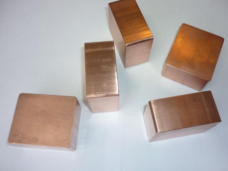 Медь Особой чистоты Copper