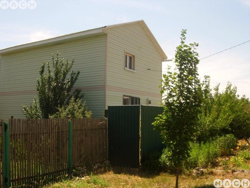 Дача 76 м2 в черте города Волжского СНТ Тюльпан