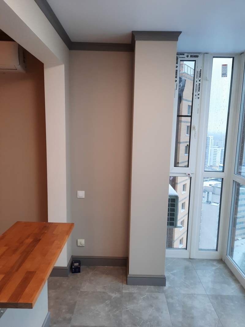 Ремонт квартир под ключ, и частично.