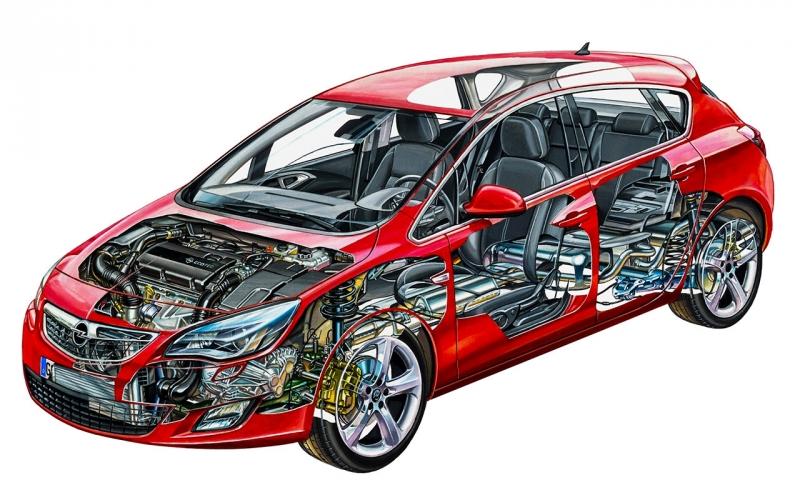 Компьютерная диагностика легковых и грузовых автомобилей.