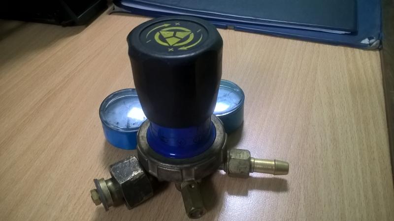 Редуктор кислородный БКО-50-4-2ДМ.