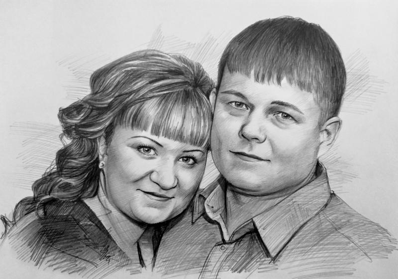 Портреты назаказ Омск