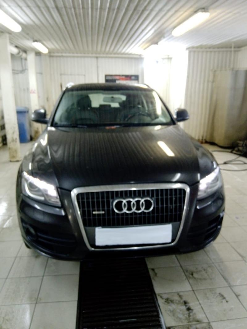 Audi Q5, 2013