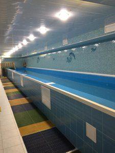 Обучение плаванию от 3 лет