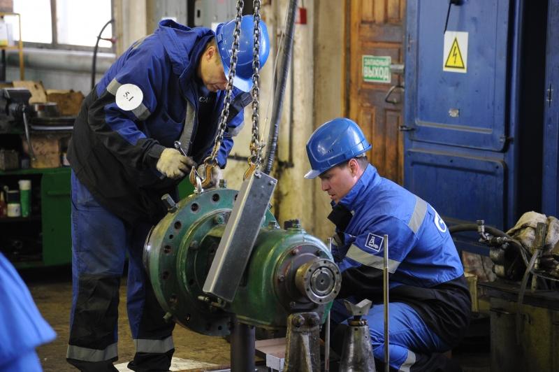 Обучение на слесаря по ремонту технологических установок