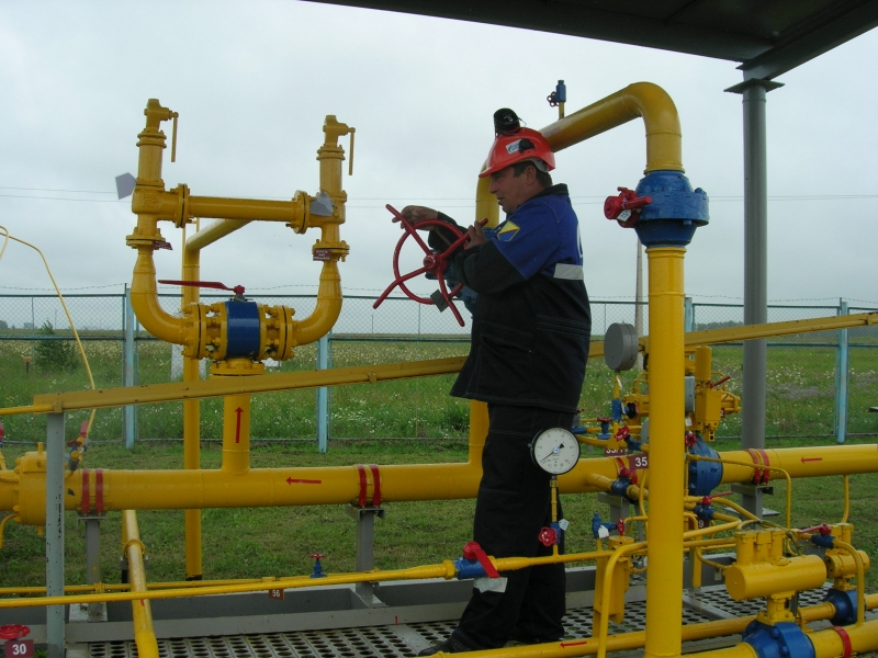 Обучение оператора магистральных газопроводов