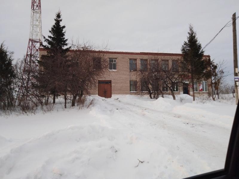 Здание на трассе М7 в 60 км от Ижевска