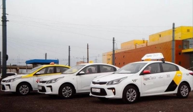 Работа водителем Яндекс Такси на наше авто
