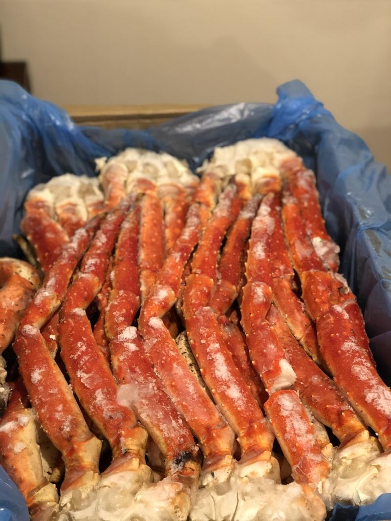 Свежие морепродукты по вкусным ценам