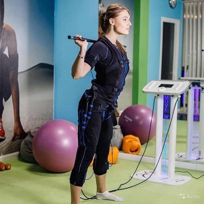 Готовый бизнес студия EMS фитнеса