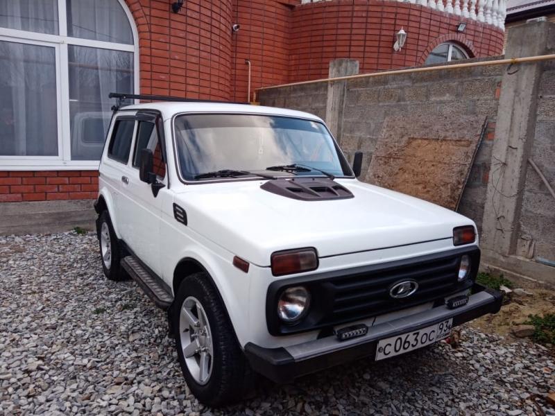 ВАЗ 4x4 (Нива), 2002