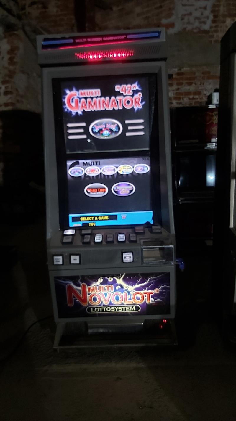 Куплю игровые аппараты gaminator, novomatic, atronic фильм король казино