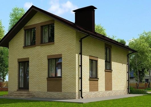 Строим каменный дом 100 м за один миллион