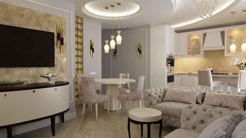 Профессиональный экспресс-дизайн интерьера от одной комнаты