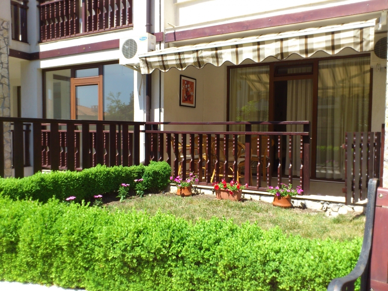 Болгария Клубный элитный курорт Святой Влас. Апартамент в комплексе АренаI