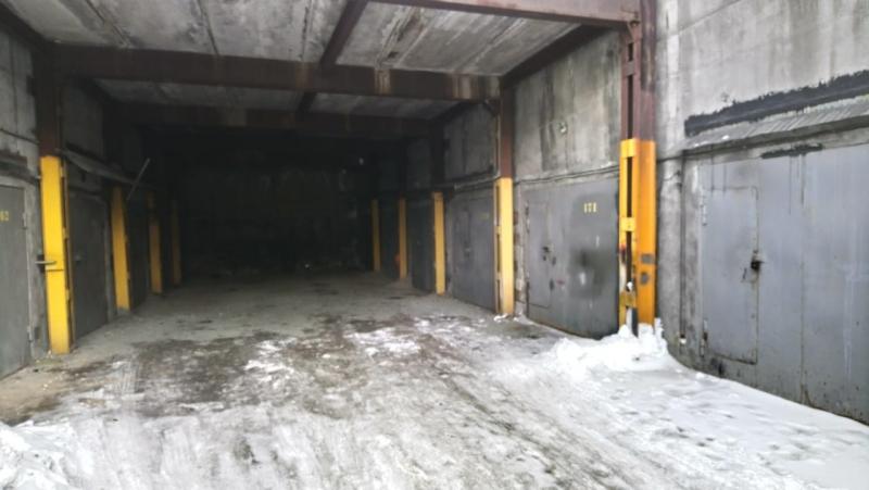 Отличный гараж