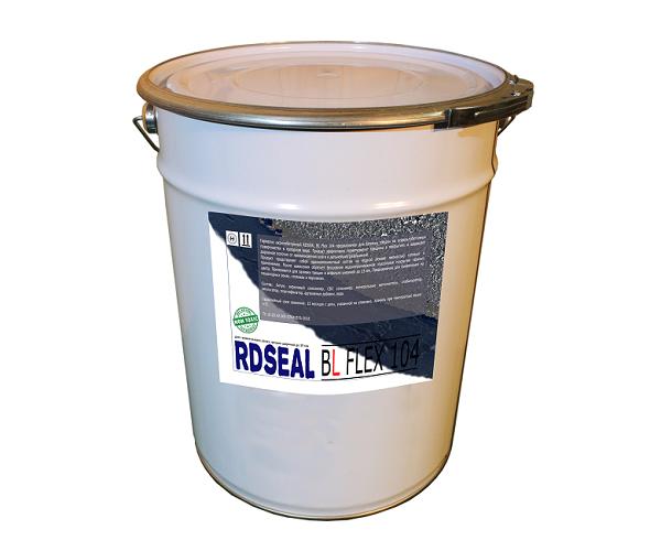 Герметик холодного применения акрило-битумный для асфальта RDSEAL BL Flex 104