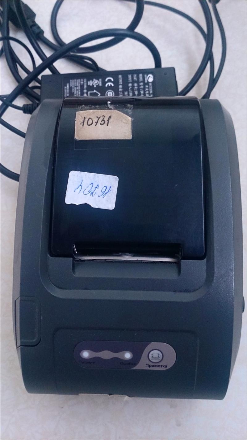 Продам кассовый аппарат Вики Принт 57 плюс Ф