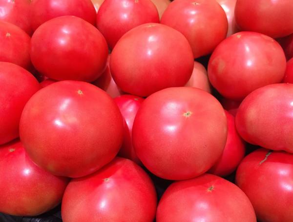 Розовые томаты оптом