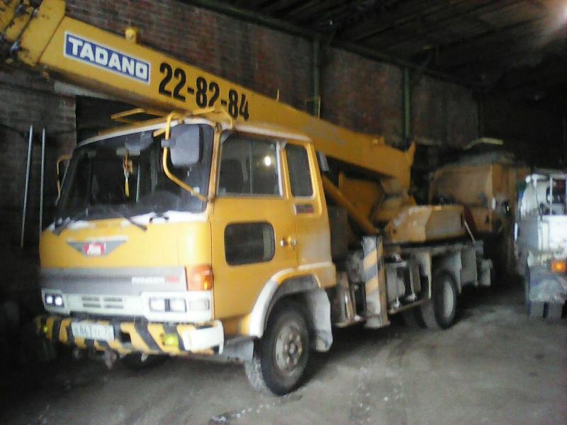 Автокрана 5 тон