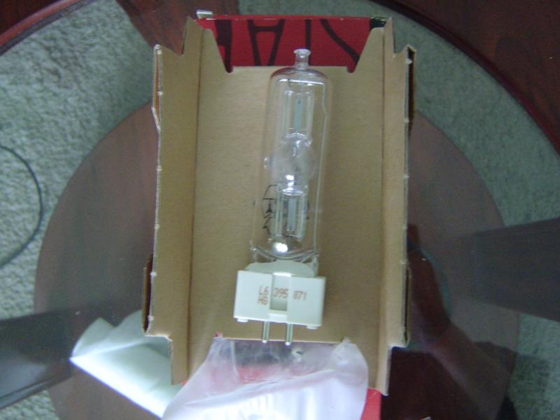 Продам лампу Phillips MSR575/2