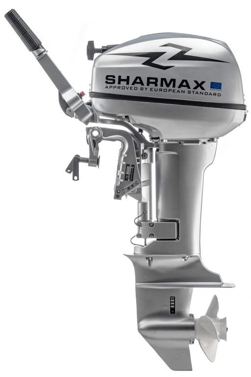 Лодочный мотор Sharmax SM9,9HS
