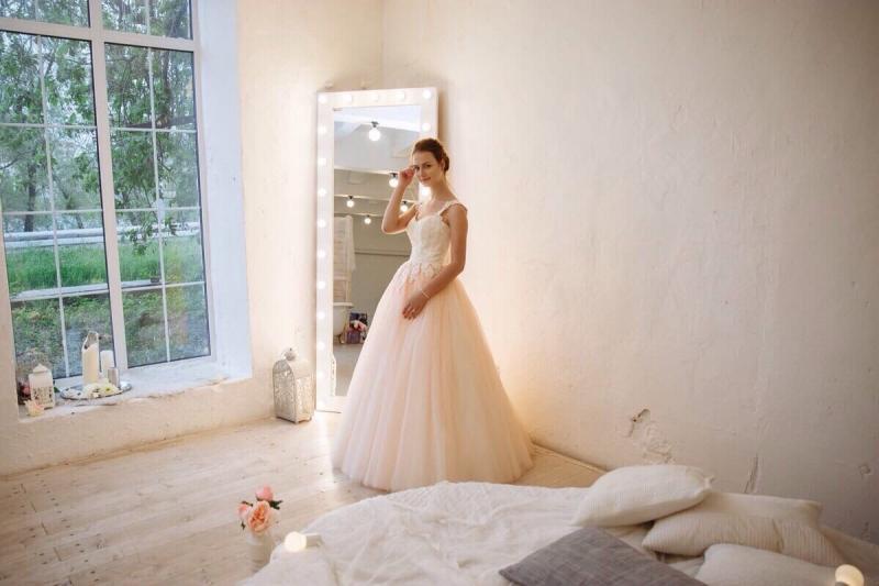 Вечернее, свадебное платье! Новое