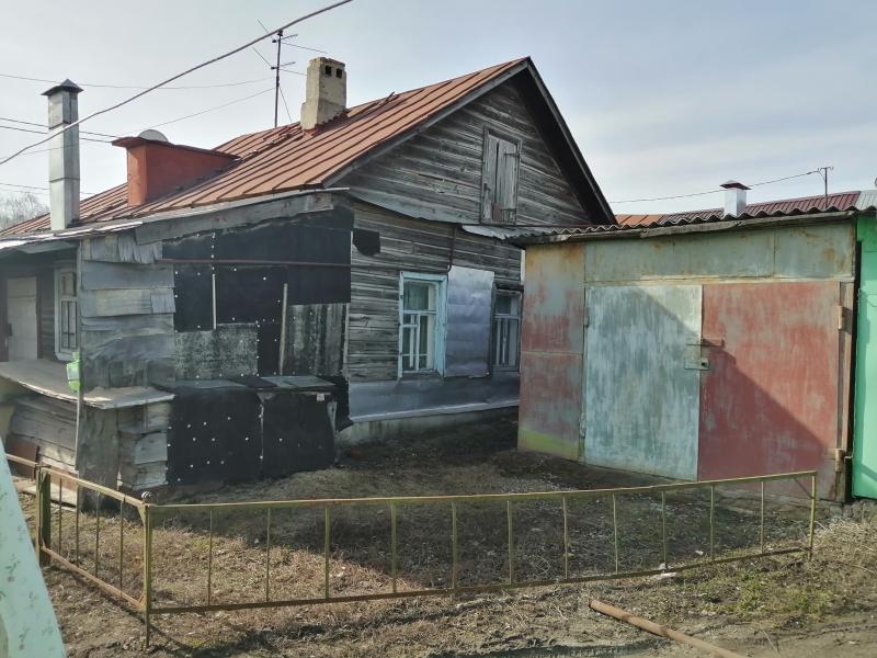 Дом 36 м2