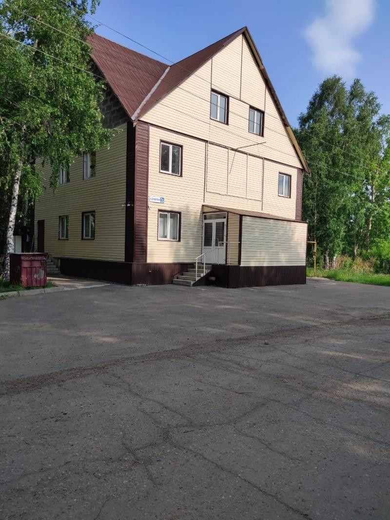 Отдельно стоящее здание свободного назначения