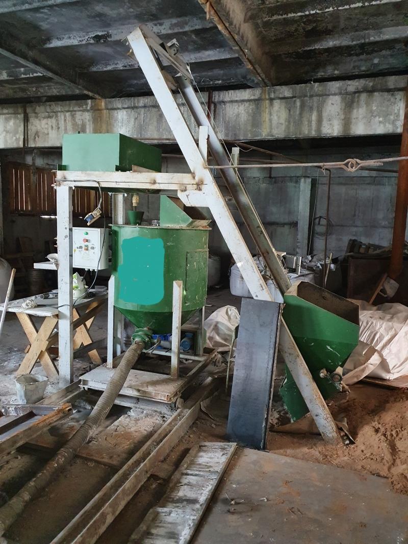Производство газобетона