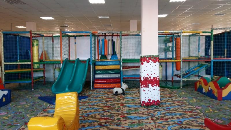 игровая комната и многое другое