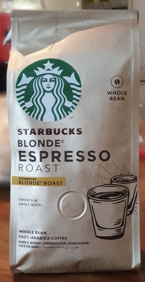 Кофе STARBUCKS  Espresso Roast 200 г.