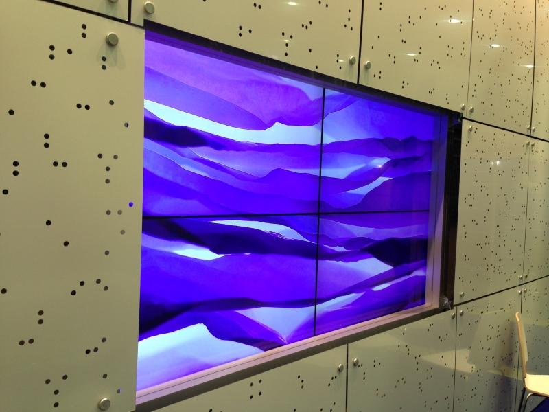 Продам Видеостену Samsung LTI460-UT2