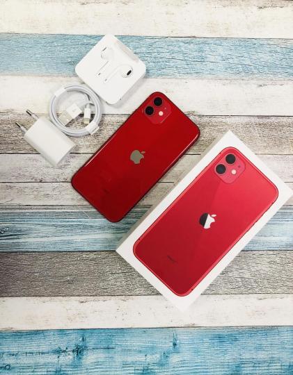 WildBerries скидки на все! iPhone 11 64GB (PRODUCT)RED (новая комплектация)